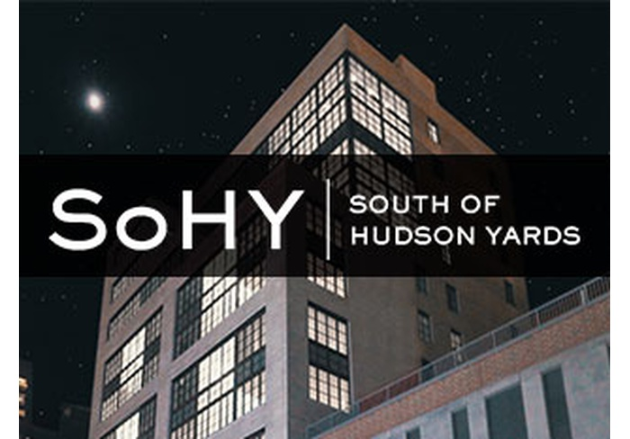 SoHY | SOUTH OF HUDSON YARDS
